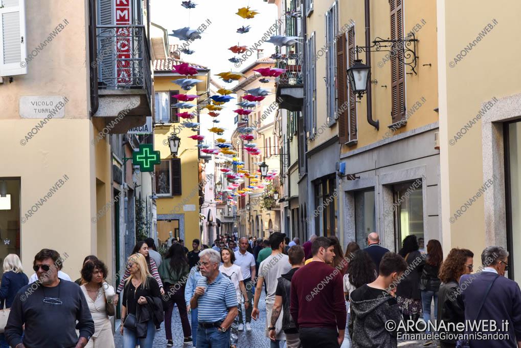 EGS2019_12348 | Le girandole in Corso Cavour