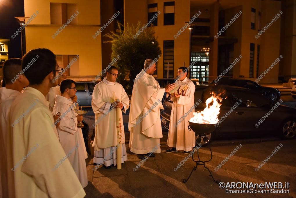 EGS2019_12413 | Benedizione del Fuoco, Veglia Pasquale