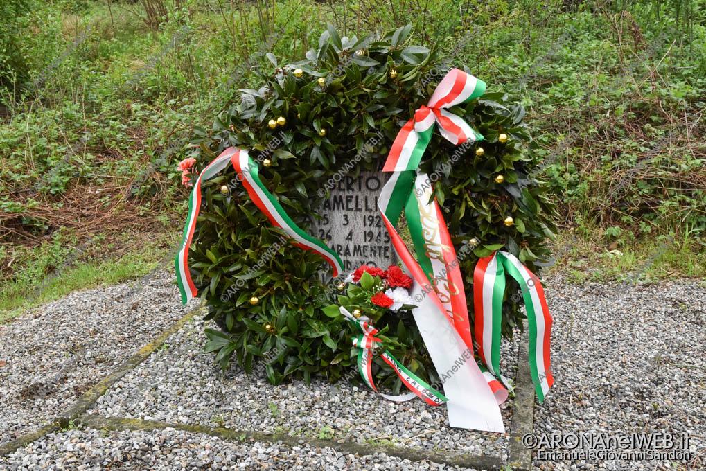 EGS2019_12719 | Commemorazione del Partigiano Alberto Ramelli