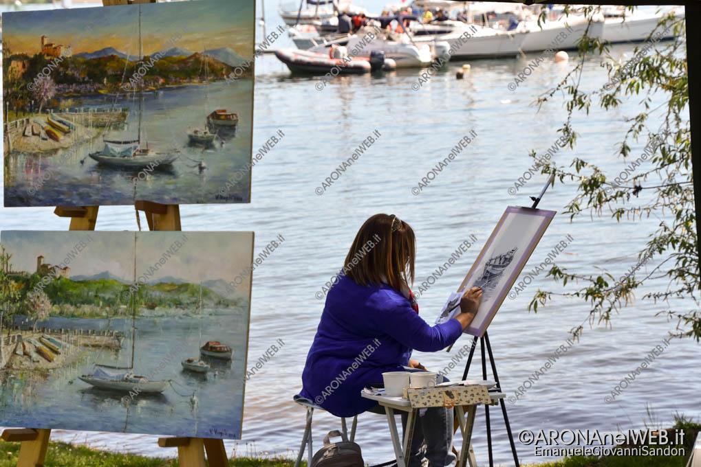 EGS2019_13273 | Estemporanea di pittura in riva al lago