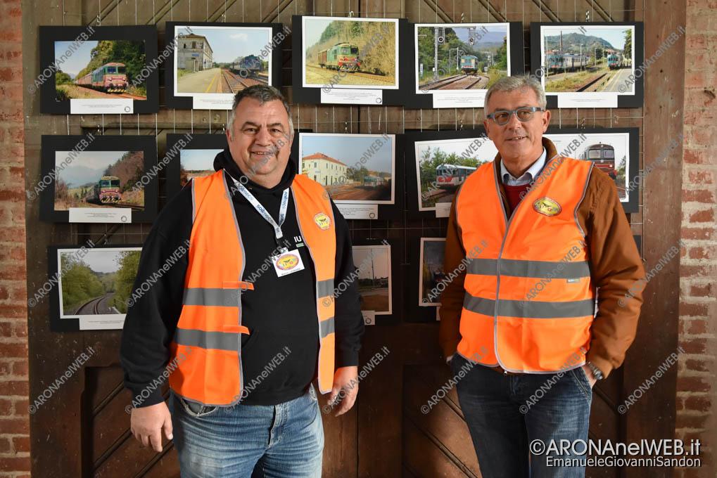 EGS2019_13728 | Marino Leonardi e Michele Cimelli, Associazione Ferrovia Internazionale Torino-Svizzera