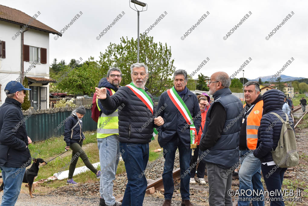 EGS2019_13764 | Camminata sui binari Santhià-Arona