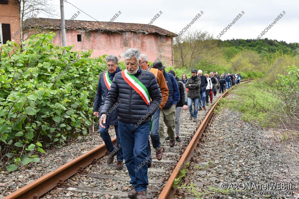 EGS2019_13843 | Camminata sui binari Santhià-Arona