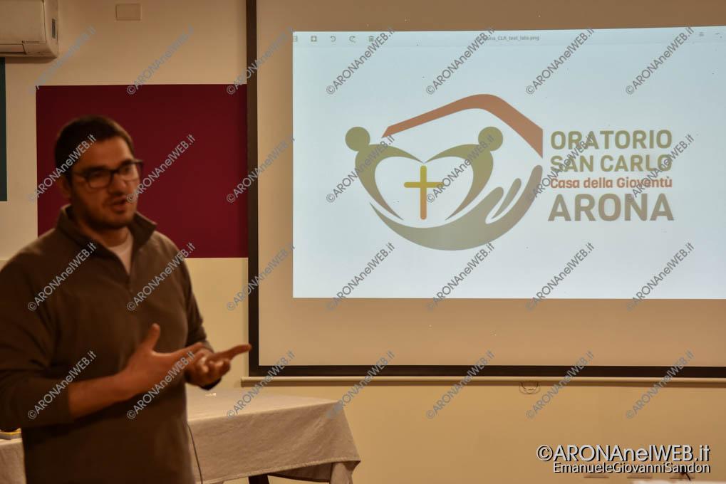 EGS2019_13993 | Il nuovo logo dell'Oratorio di Arona