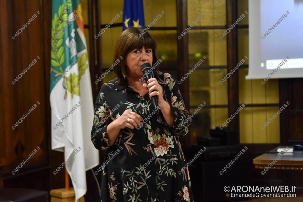 EGS2019_14772 | Carla Rossi, presidente della Consulta Femminile di Arona
