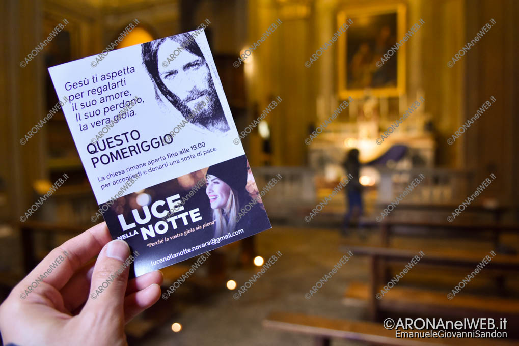 EGS2019_14931 | Luce nella Notte nella Chiesa di Sant'Anna ad Arona