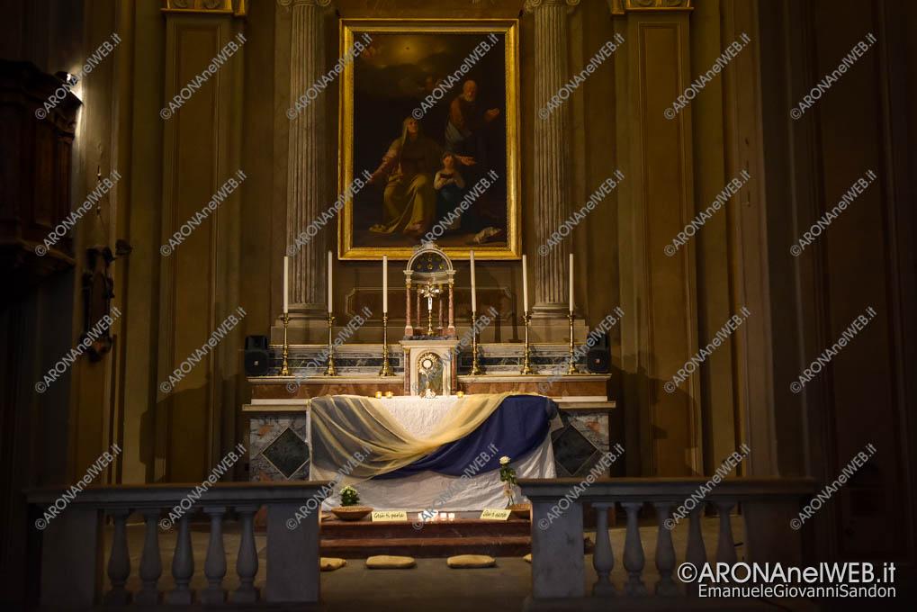 EGS2019_14935 | Luce nella Notte nella Chiesa di Sant'Anna ad Arona