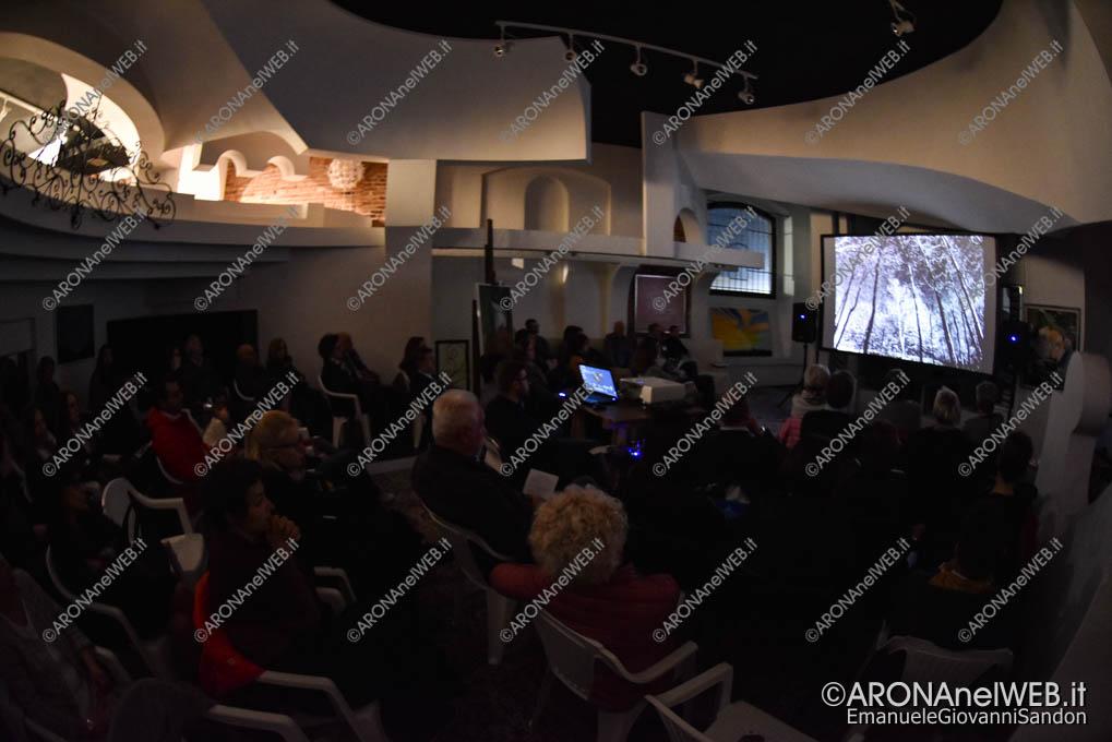 EGS2019_15535 | Un momento della proiezione degli audiovisivi a cura del Fotoclub l'Immagine di Borgomanero