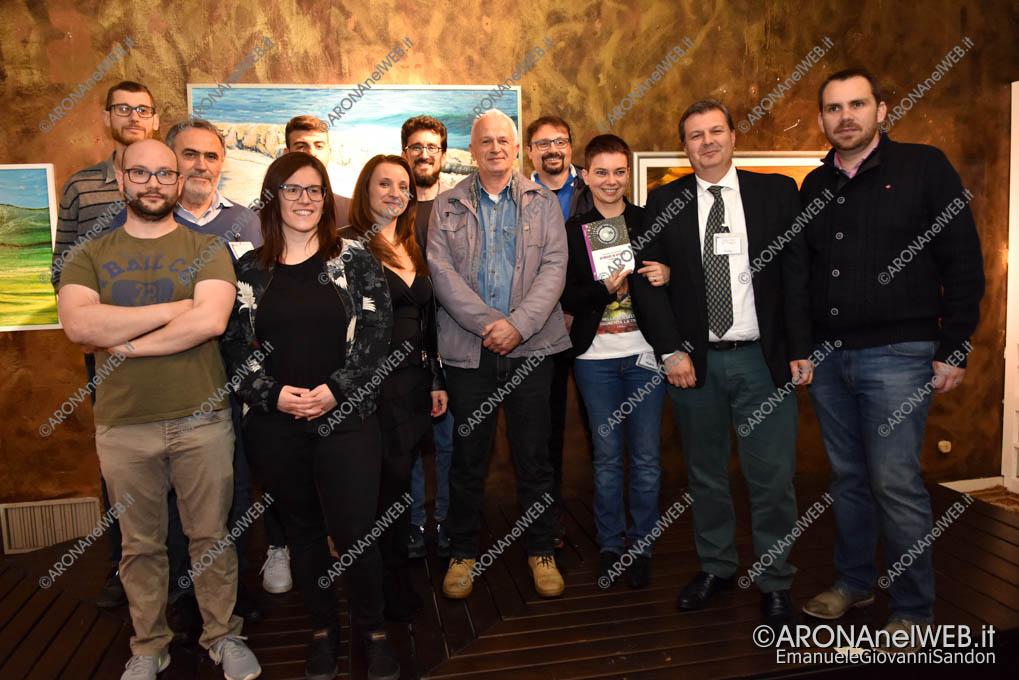 EGS2019_15581 | L'Associazione Licenza Poetica con i membri del Fotoclub l'Immagine di Borgomanero con Giancarlo Fantini