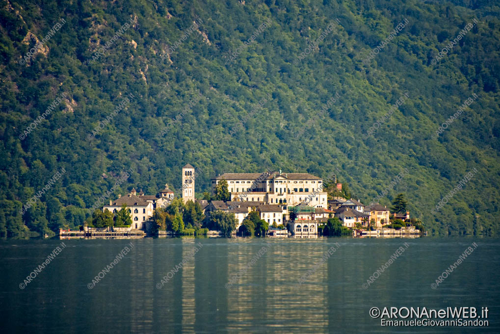 EGS2019_16409 | Isola di San Giulio - Lago d'Orta