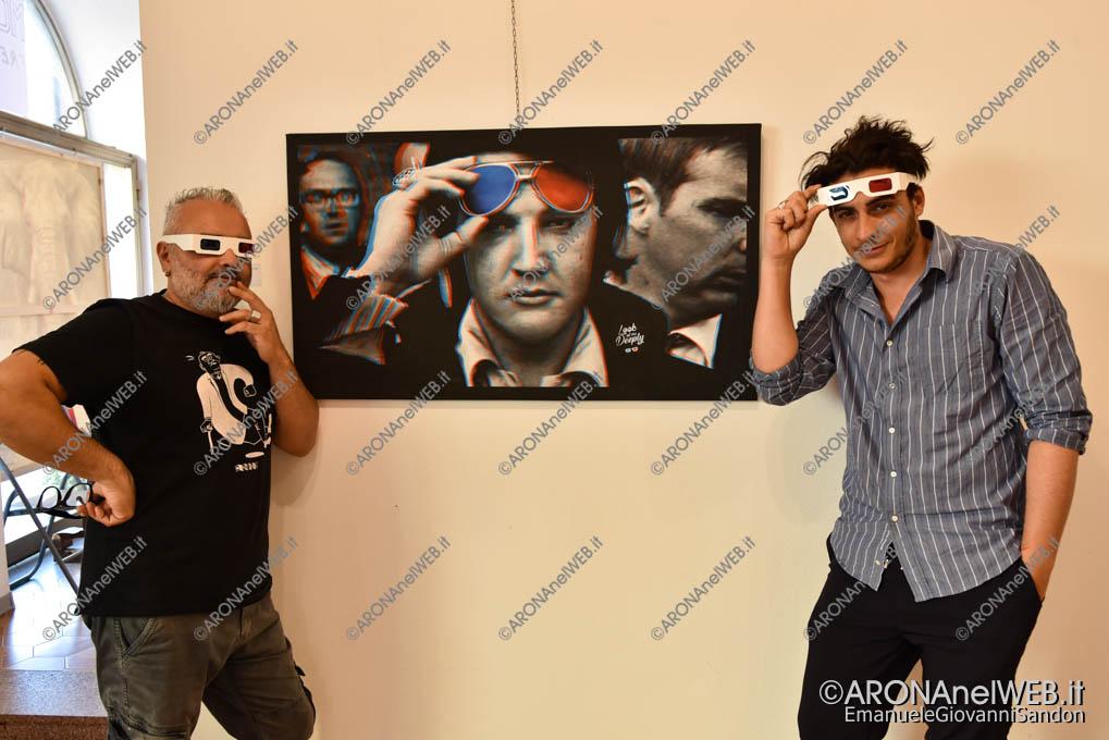 "EGS2019_17092 | Fabrizio e Matteo Iamundo - ""Look at me Deeply"""