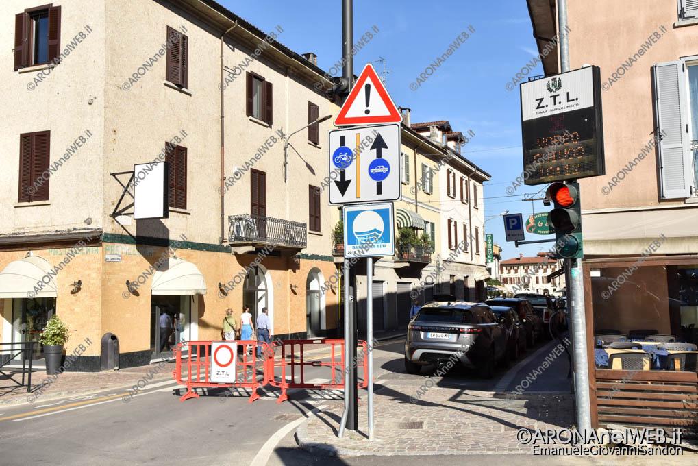EGS2019_17101 | ZTL Lungolago di Arona, varco Via Poli