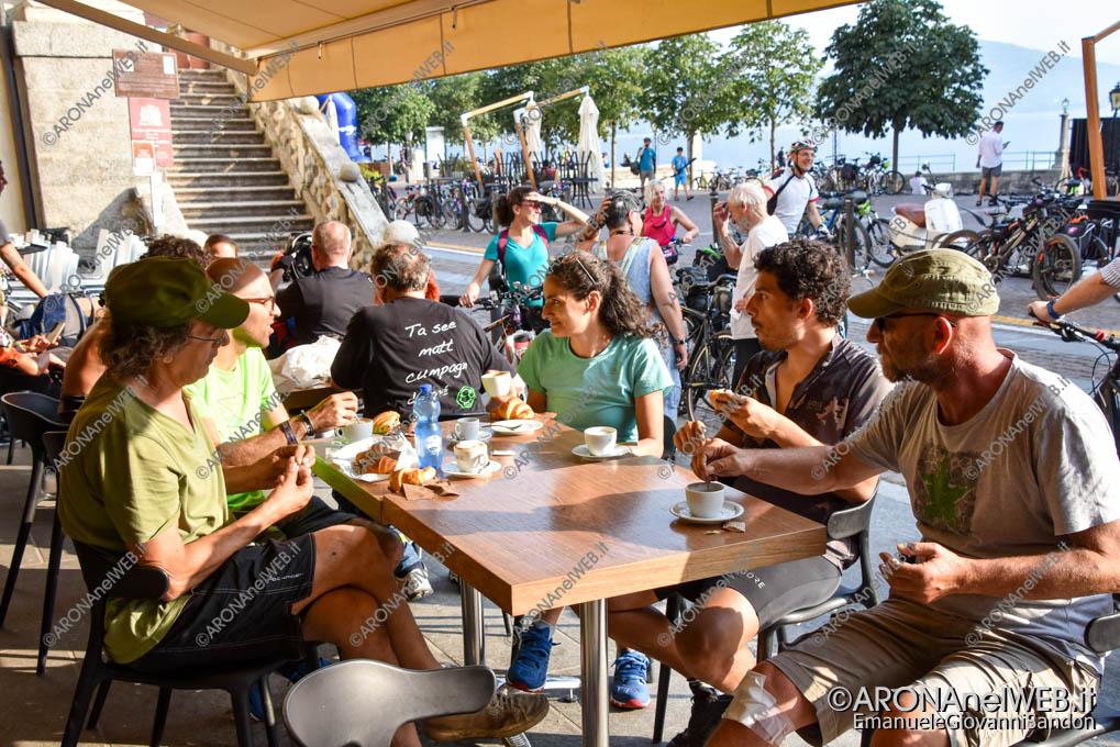 EGS2019_21687 | L'arrivo della Bike Night Milano - Lago Maggiore con colazione da Strobino