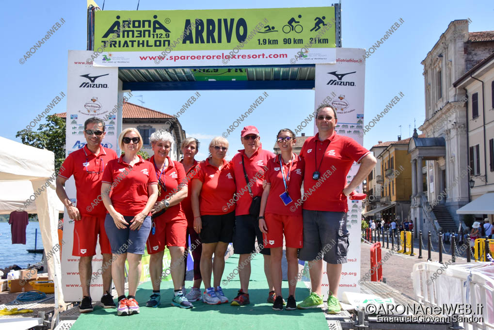 EGS2019_24315 | AronaMen Triathlon 2019, i giudici di gara