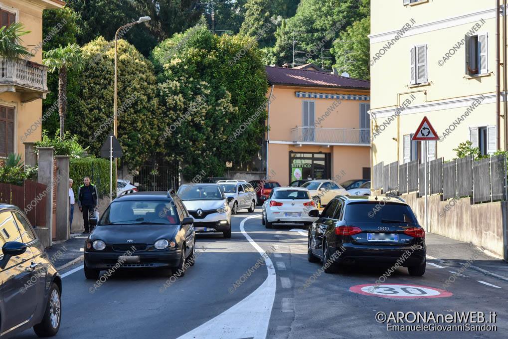 EGS2019_24659 | 08.07.2019 18.00 apertura nuova viabilità, doppio senso in via Roma