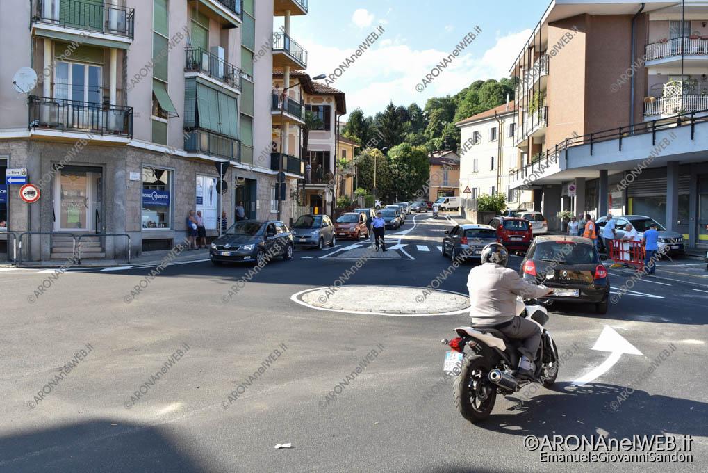 EGS2019_24674 | 08.07.2019 18.00 apertura nuova viabilità, rotonda di via Roma