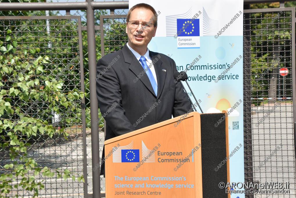 EGS2019_24756 | Heikki Aulamo, Presidente del Comitato Organizzativo del Semestre Finlandese - JRC Ispra