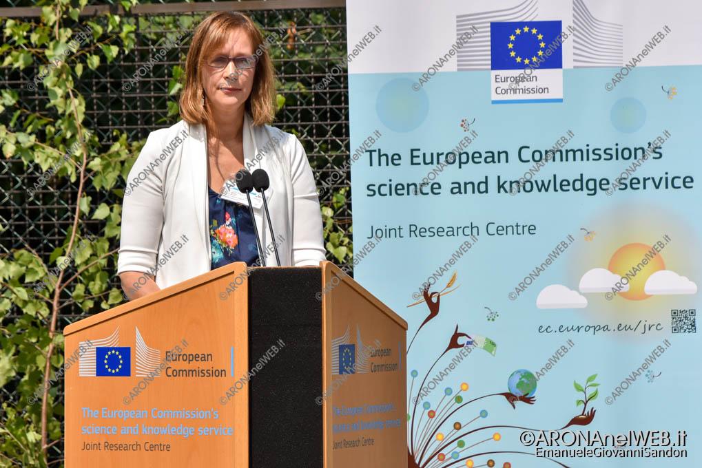 EGS2019_24805 | Brigitte Kankaro, Ufficiale diplomatico consolare e pubblico - Ambasciata di Finlandia in Italia