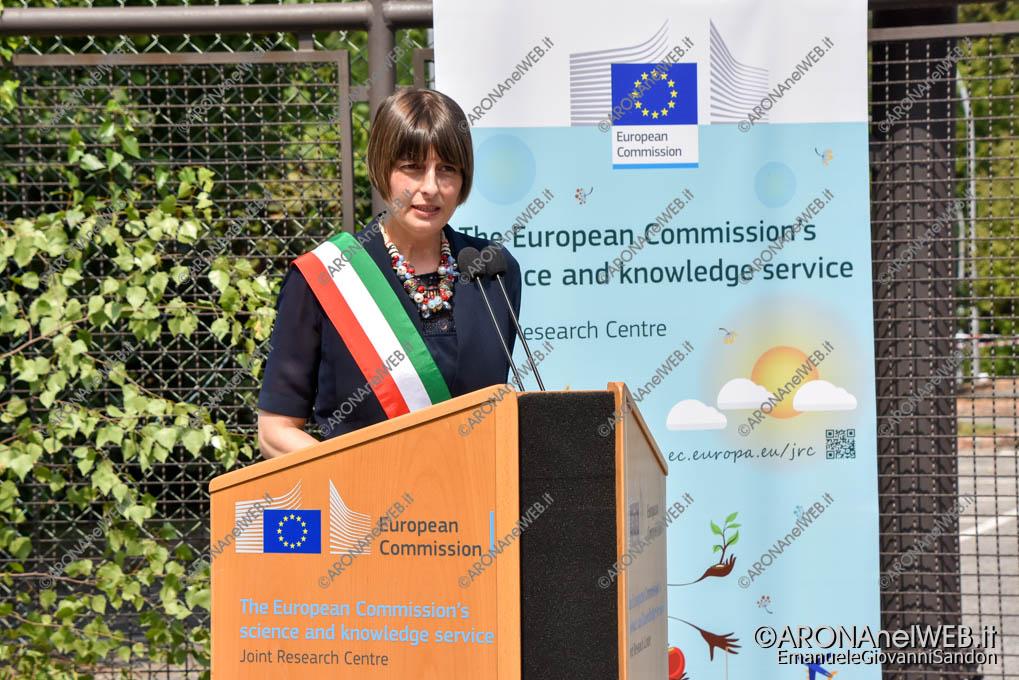 EGS2019_24811 | Melissa De Santis, Sindaco di Ispra