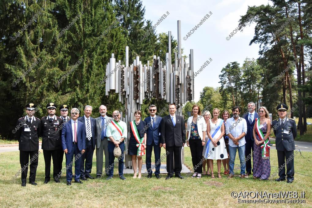 EGS2019_24853 | Monumento Finlandese alla rotonda del JRC ispirato al monumento Sibelius in Helsinki