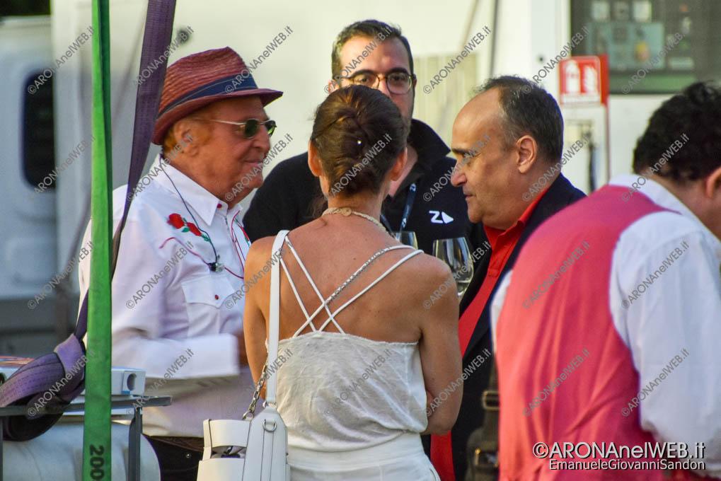 EGS2019_25444 | Renzo Arbore incontra il ministro Bonisoli