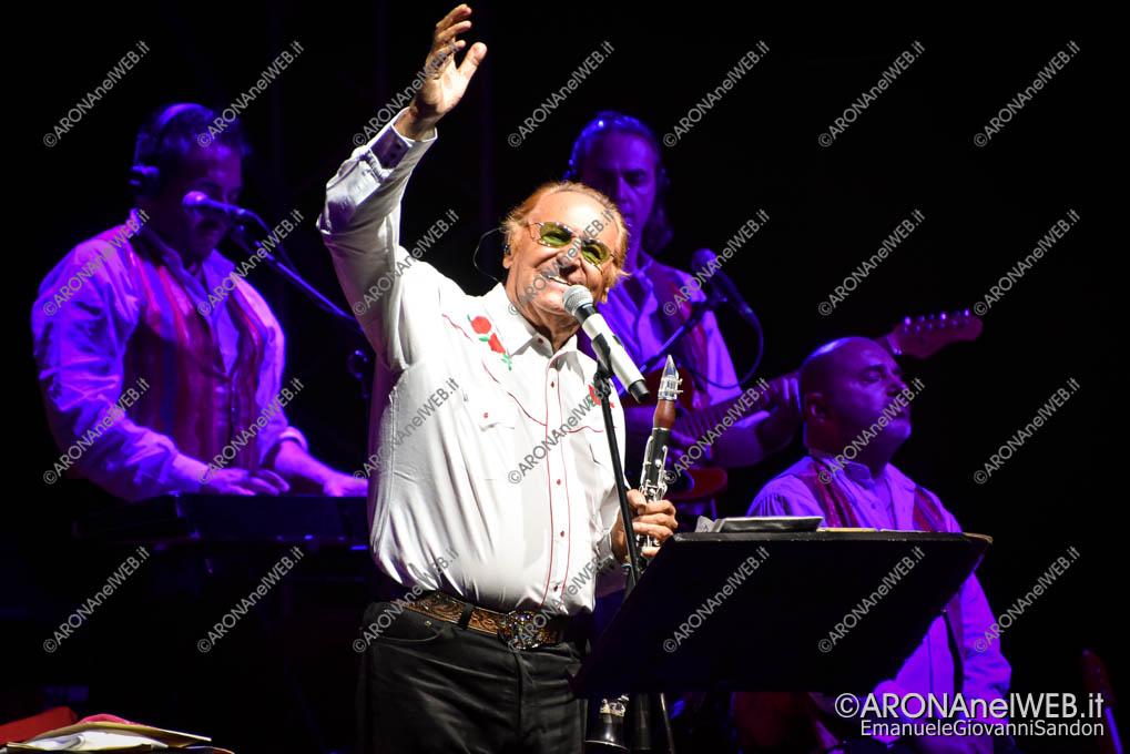 EGS2019_25666 | Renzo Arbore e l'Orchestra Italiana ad Arona