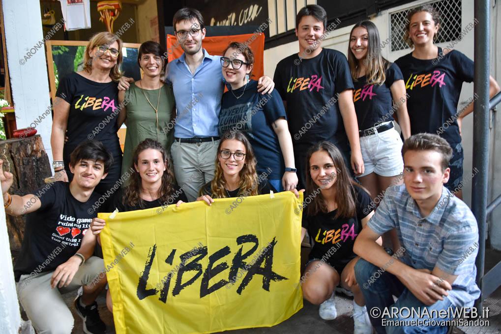 EGS2019_26068 | Libera Arona sezione dedicata a Cristina Mazzotti