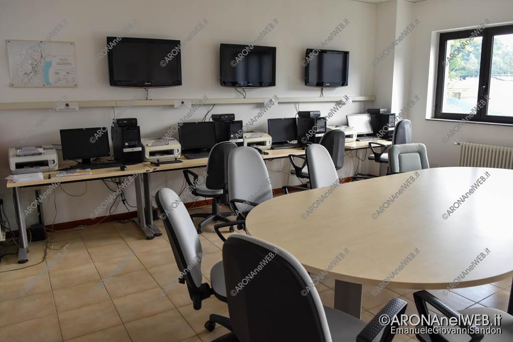 EGS2019_27204 | Sala operativa di protezione civile di Nebbiuno