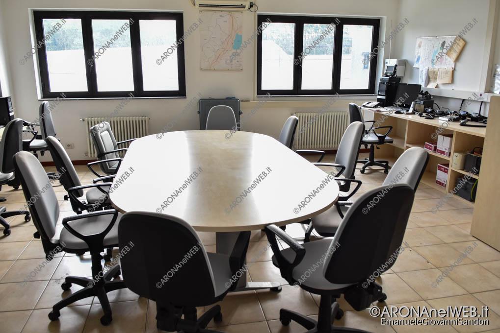 EGS2019_27206 | Sala operativa di protezione civile di Nebbiuno