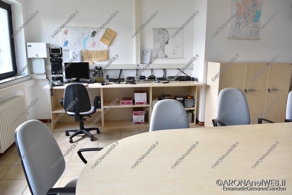 EGS2019_27210 | Sala operativa di protezione civile di Nebbiuno
