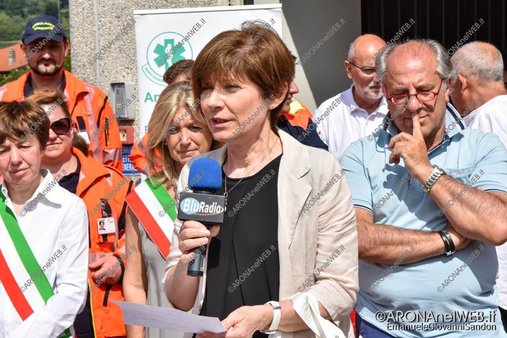 EGS2019_27321 | Arabella Fontana, direttore ASL Novara