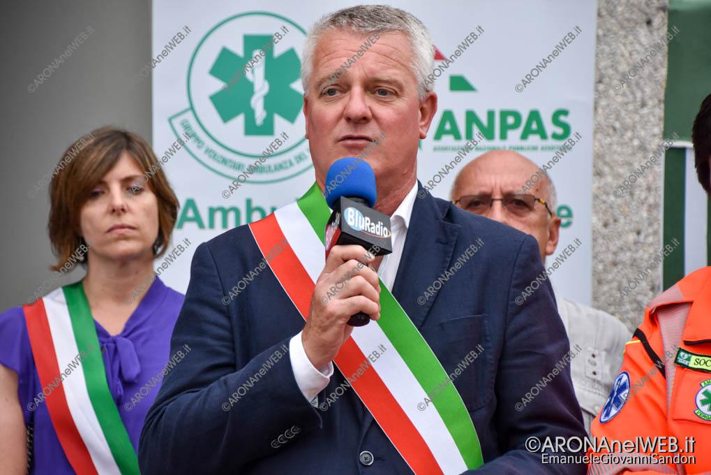 EGS2019_27513 | Fabrizio Barbieri, sindaco di Meina