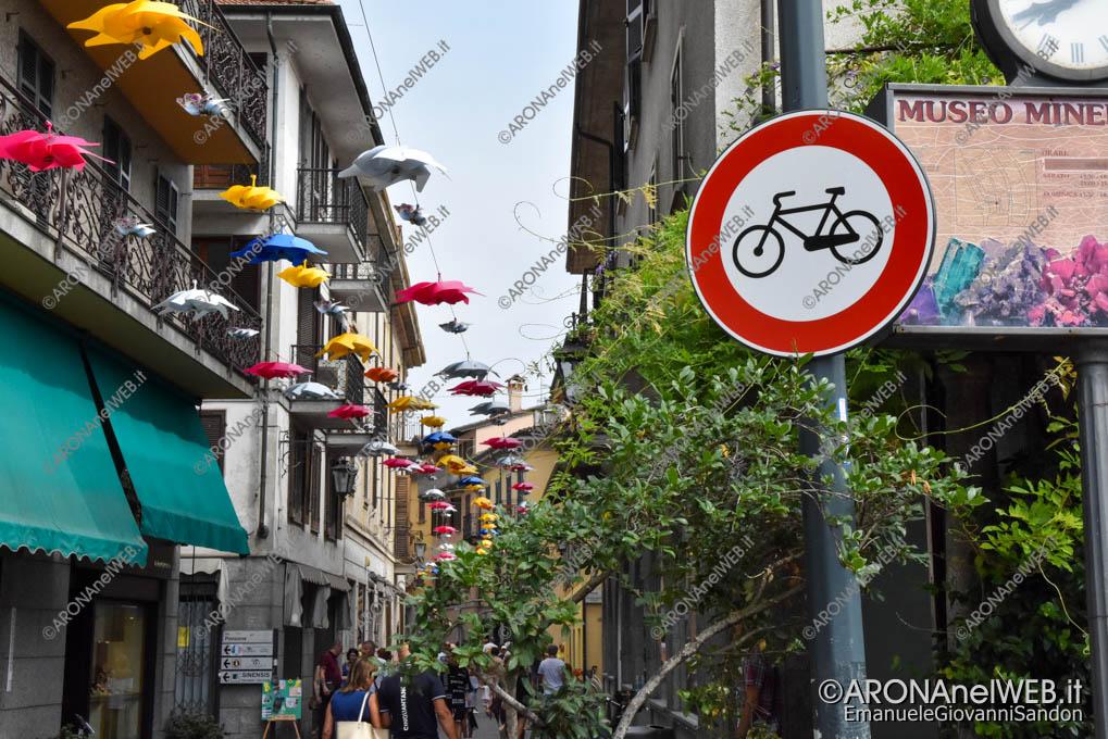 EGS2019_28657 | Divieto biciclette sul Corso Cavour