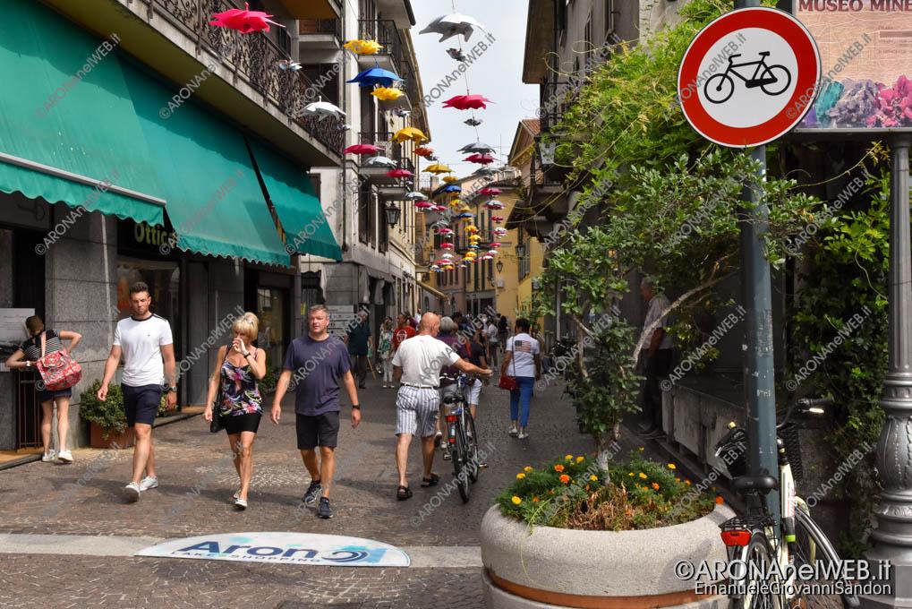 EGS2019_28662 | Divieto biciclette sul Corso Cavour