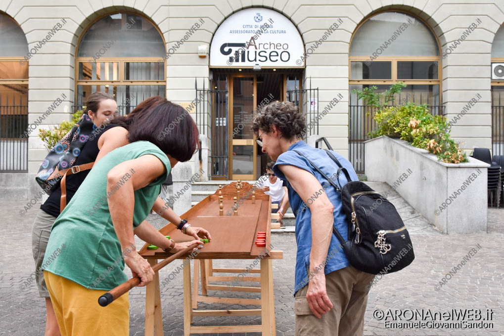 "EGS2019_28722 | ""Les Jeux Antiques"" giochi antichi in legno"