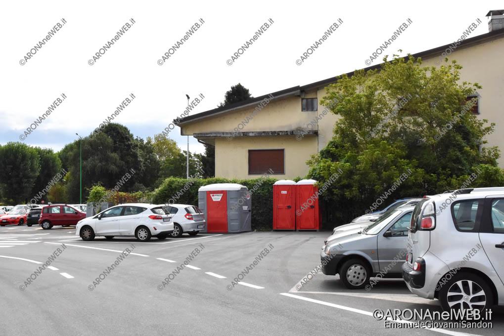EGS2019_29054 | Bagni chimici in Piazzale Aldo Moro