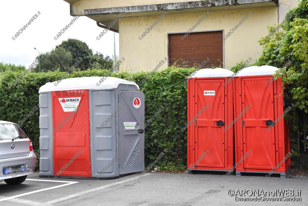 EGS2019_29056 | Bagni chimici in Piazzale Aldo Moro
