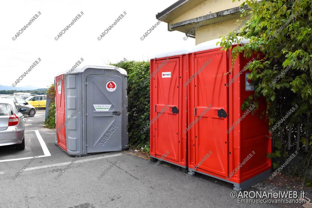 EGS2019_29057 | Bagni chimici in Piazzale Aldo Moro