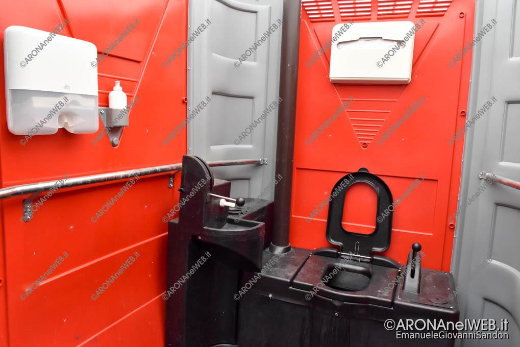 EGS2019_29059 | Bagni chimici in Piazzale Aldo Moro