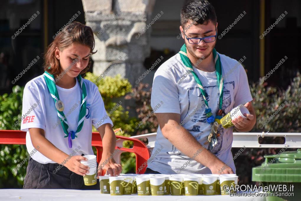 EGS2019_30660 | Evento Plastic Free, bicchieri compostabili - 26° Traversata Angera-Arona 2019