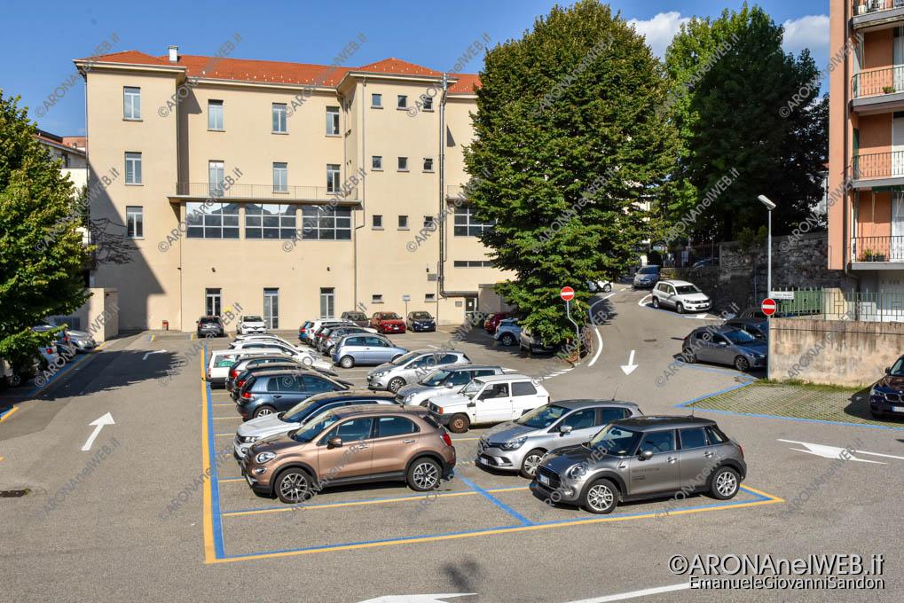 EGS2019_31933   Parcheggio Piazzale Barberi, spazio riservato agli abbonati