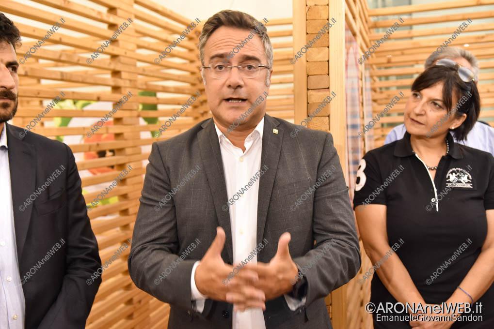 EGS2019_32017 | Prof. Alessandro Stecco - presidente commissione sanità della Regione Piemonte
