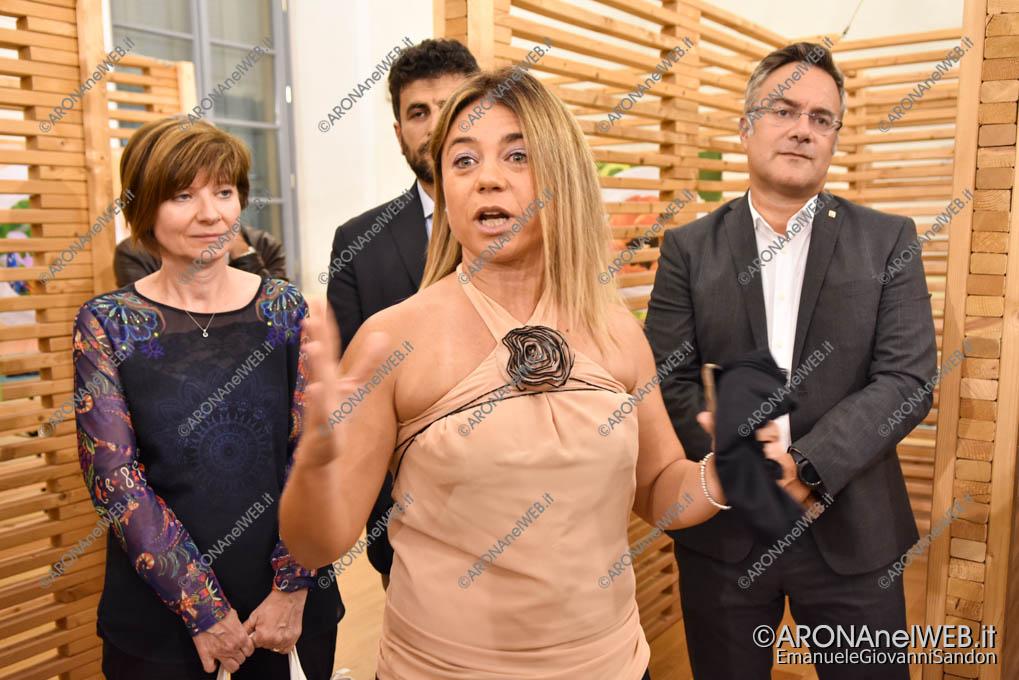 EGS2019_32028 | Michela Leoni - vice presidente Provincia di Novara
