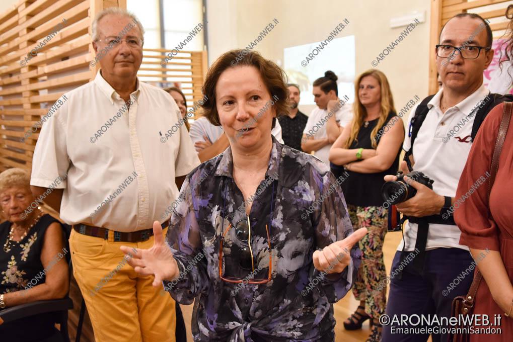 EGS2019_32037 | prof.ssa Marina Verzoletto - dirigente dell'Istituto Fermi di Arona