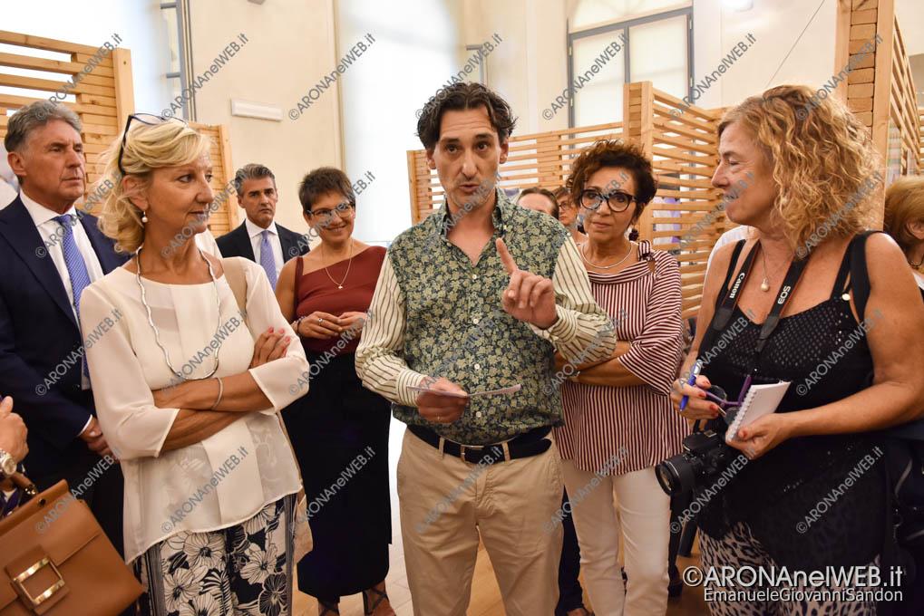 EGS2019_32086 | prof. Vicente Insa che ha guidato i ragazzi nella realizzazione delle opere