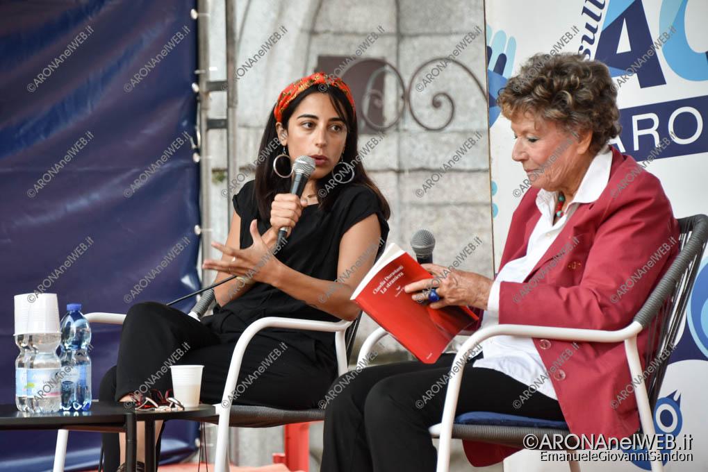 EGS2019_32117 | Claudia Durastanti dialoga con Dacia Maraini - Teatro sull'Acqua 2019