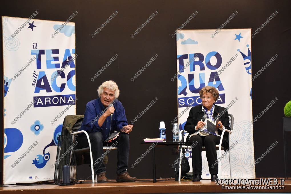 EGS2019_32442 | Fabio Pusterla dialoga con Dacia Maraini - Teatro sull'Acqua 2019