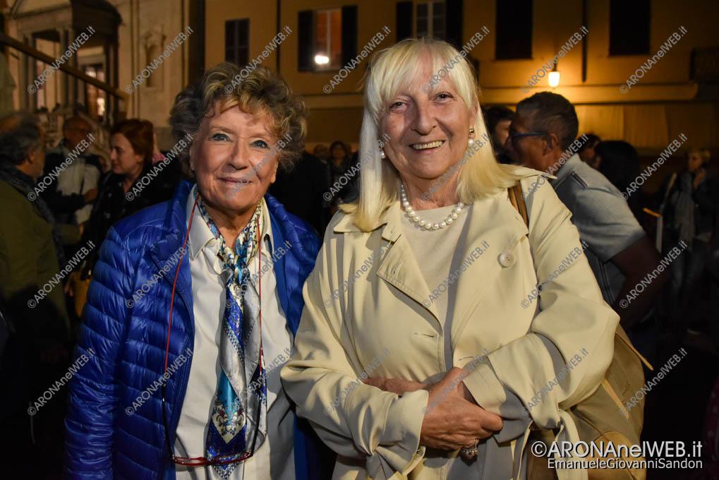EGS2019_33006 | Dacia Maraini e la regista Monica Maimone