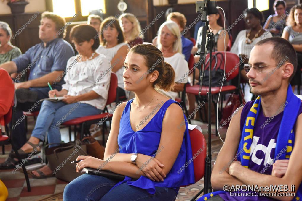 EGS2019_33750 | Federica Vinci, presidente Volt Italia