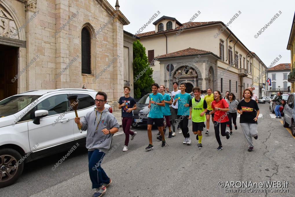 EGS2019_34809 | L'arrivo della fiaccolata dal Sacro Monte di Orta